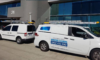 Professional window cleaning services Perth to Mandurah